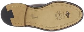 Allen Edmonds Leeds: Burgundy Genuine Shell Cordovan 9591