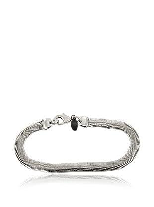 Lucy Steel Armband Snake