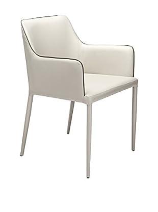 Braid Concept Sessel elfenbein