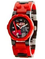 Lego Kids Star Wars Darth Vader Watch