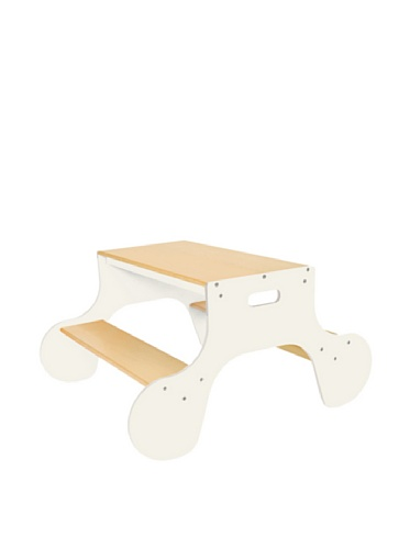 P'Kolino Craft Table, White