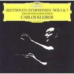 CD カルロス・クライバー指揮/ウィーン・フィル ベートーヴェン:交響曲第5番&第7番の商品写真