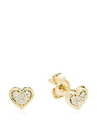 Diamant La Parisienne Ohrringe  18 Karat (750) Weißgold