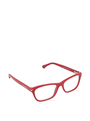 EMPORIO ARMANI Gestell 3073 5456 (52 mm) rot
