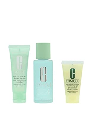 Clinique Kit Facial 3 Piezas Intro System Type 04