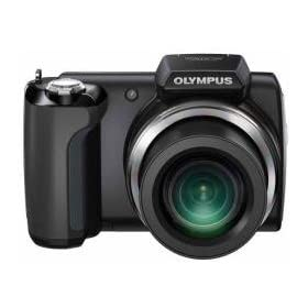 OLYMPUS fW^J SP-610UZ ubN 1400f w22{Y[ Lp28mm 3DtHg@\ SP-610UZ BLK