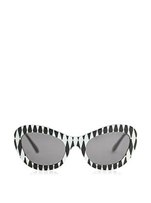 Moschino Gafas de Sol 757S-04 (54 mm) Negro