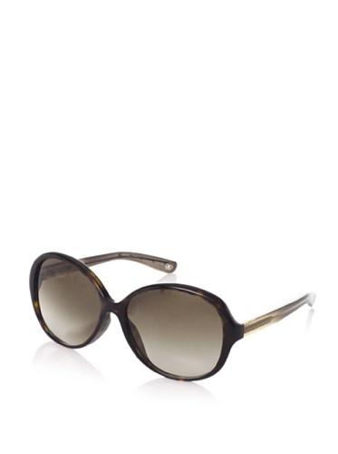 Bottega Veneta Women's BV163/F/S Sunglasses (Dark Havana Beige)