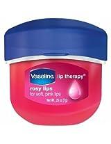 Vaseline Lip Therapy Lip Balm - Rosy Lips 0.25 Oz - 7 G