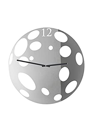 Diamantini & Domeniconi Reloj De Pared Moon Gris