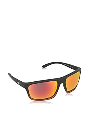 ARNETTE Gafas de Sol Sandbank (61 mm) Negro / Naranja