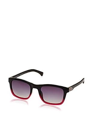 Calvin Klein Jeans Sonnenbrille Ckj725S (50 mm) schwarz/erdbeere