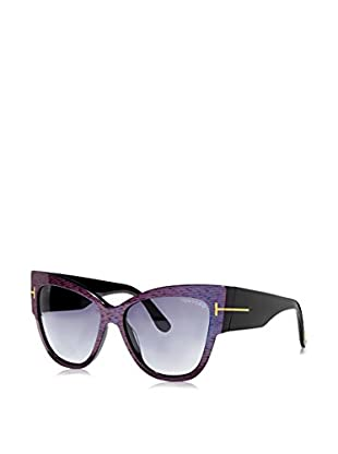 Tom Ford Gafas de Sol FT-ANOUSHKA 0371S-82W (57 mm) Violeta