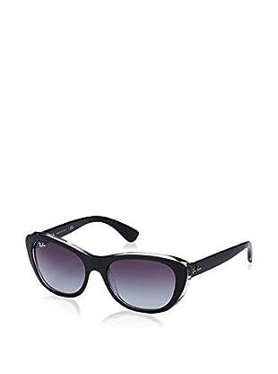 Ray-Ban Sonnenbrille 4227 60528G (55 mm) schwarz