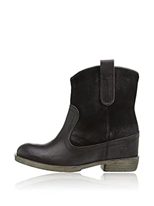 Fly London Cowboy Boot Clav