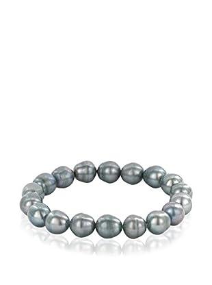 Inori Armband Pearl grau