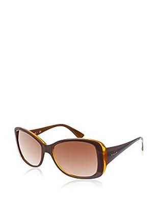 Vogue Sonnenbrille VO2843S22791356 (52 mm) braun