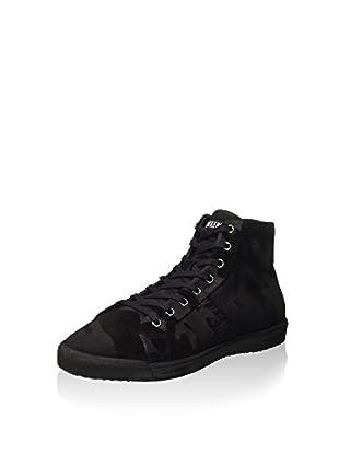 BIKKEMBERGS Hightop Sneaker Campus 732 Mid Shoe M Suede