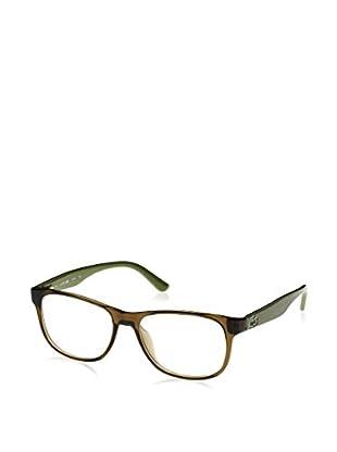 Lacoste Sonnenbrille L27435216145 (52 mm) oliv