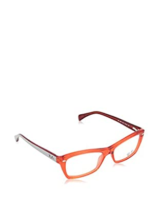 Ray-Ban Gestell 5255 537453 (53 mm) rot