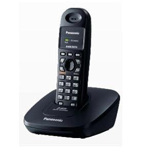 Panasonic KX-TG 3600SXB Cordless Telephone