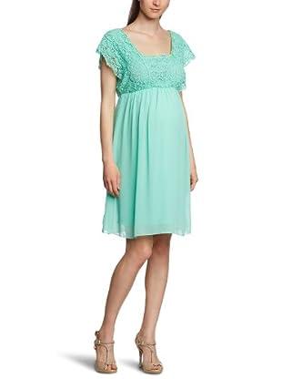 MAMALICIOUS Vestido Jeanette (Verde)