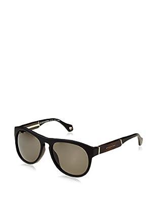 E. Zegna Sonnenbrille SZ3653G_703P (55 mm) schwarz