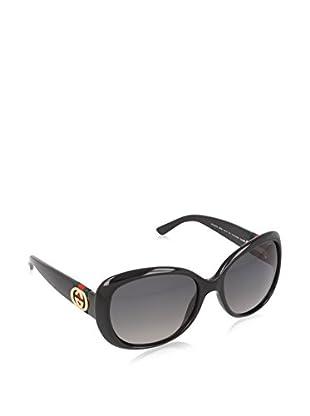 Gucci Sonnenbrille Polarized 3644/S WJ D28 (56 mm) schwarz DE 56-17-135 (56-17-135)