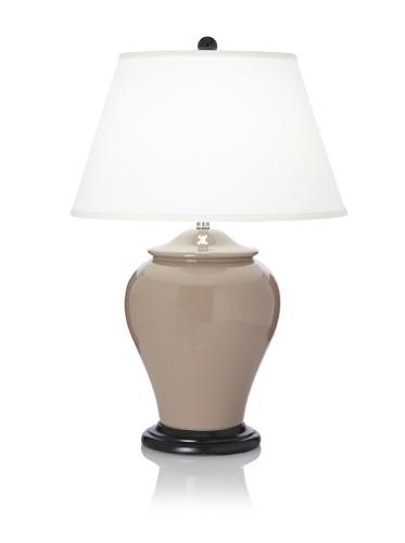 Abigail Table Lamp (Warm Grey)