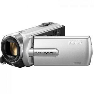 Sony DCR-SX22E Camcorder-Silver