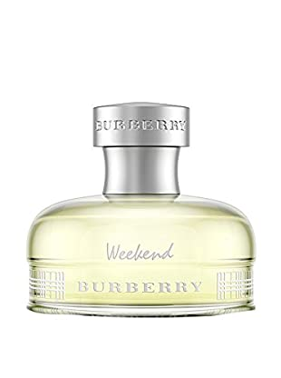 BURBERRY Damen Eau de Parfum Weekend 50 ml, Preis/100 ml: 63.98 EUR