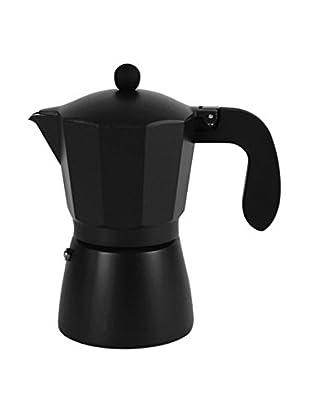 San Ignacio Cafetera 6T Soft Touch Darkblack Negro