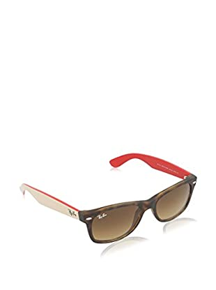 Ray-Ban Sonnenbrille New Wayfarer 2132-618185 (55 mm) havanna