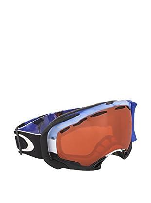 OAKLEY Máscara de Esquí Splice Azul / Negro