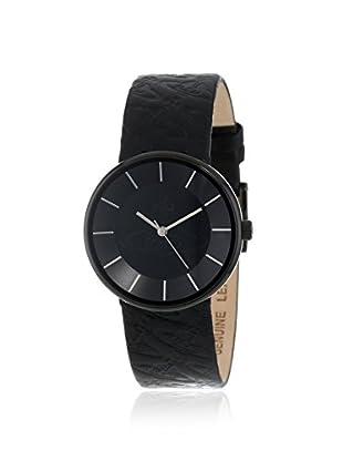 Vivienne Westwood Unisex VV020BKBK Spirit Black Leather Watch