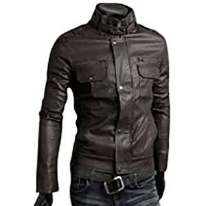 Premium Slim Top Short Leather Jacket