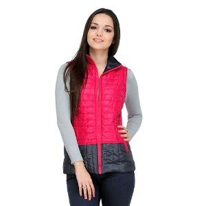 Yepme Women's Jacket-Grey & Pink