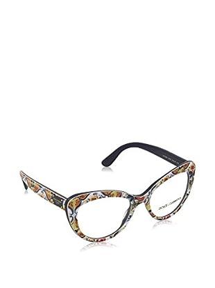 Dolce & Gabbana Gestell 3255_3078 (51 mm) mehrfarbig