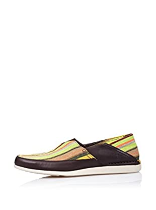 Rockport Zapatos Casual CT Slip On (Marrón)