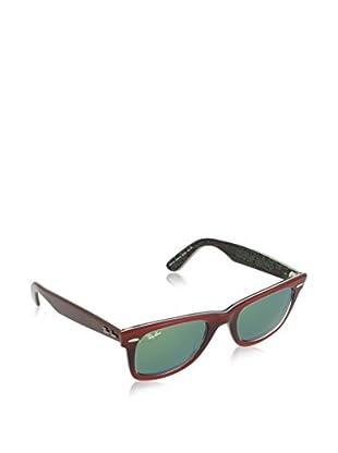 Ray-Ban Gafas de Sol Wayfarer 2140-12022 X (50 mm) Granate