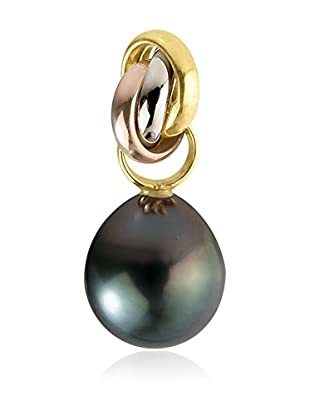 So Fine Pearls Anhänger 18 Karat (750) Tricolor