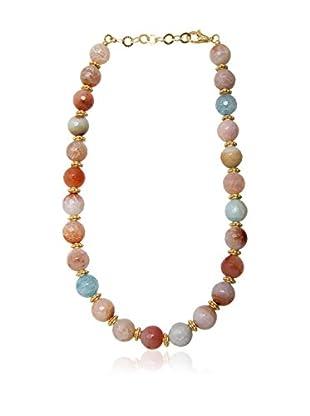 ETRUSCA Halskette  mehrfarbig