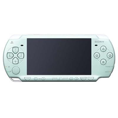 PSP「プレイステーション・ポータブル」 ミント・グリーン(PSP-2000MG)