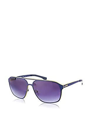 Lacoste Sonnenbrille L168S-424 (58 mm) marine/gelb