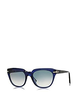 Persol Sonnenbrille Po3111S 181/ 3F (50 mm) blau/grau