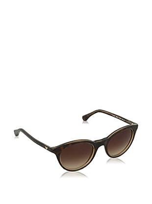 EMPORIO ARMANI Gafas de Sol 4061 546513-546513 (49 mm) Havana / Beige