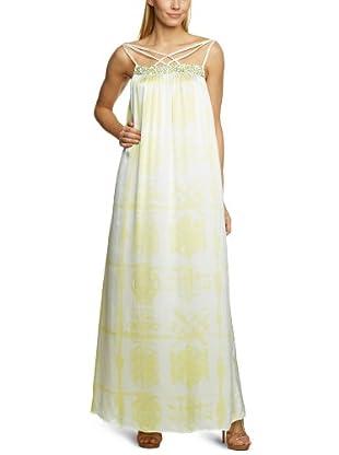 Shivadiva Vestido Lusos (Amarillo)