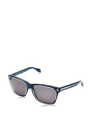 Alexander McQueen Gafas de Sol AMQ4253/S (57 mm) Azul