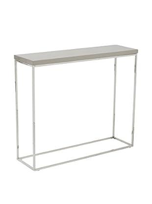 Eurostyle Teresa Console Table, Taupe