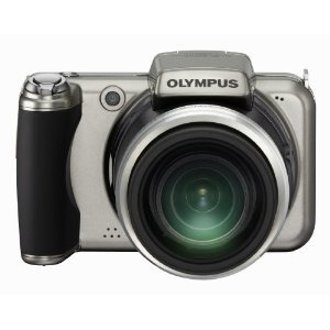 Olympus SP 800UZ Point & Shoot Camera with 14MP, 30x Optical Zoom and 3 inch Screen (Silver)